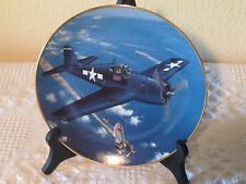 HC Collector Plates: Fighter Planes (F-6F Hellcat)