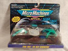 Star Trek Next Generation Micro Machines Klingon Borg Romulan Galoob 65825 1993