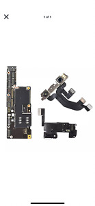 Iphone X 64GB Motherboard with face id and earspeaker