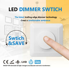 Ce approved 200-240V 300W Trailing edge Led dimmer switch phase cut/off bottom b