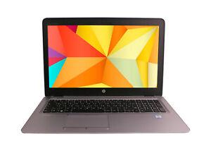 HP Elitebook 850 G4 Core i7-7600U 2,8Ghz 16GB 512GB SSD 15,6``1920x1080 Webcam