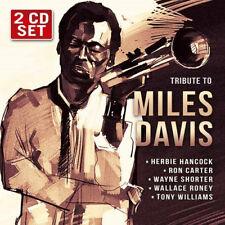Carlos Santana : Tribute to Miles Davis CD (2016) ***NEW***