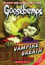 Vampire Breath (Paperback or Softback)
