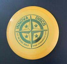 Innova Gstar (G*) Tl3 First Run - New- Pearly orange/pink/yellow 175g