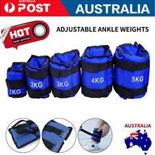 Ankle Weights Adjust Leg Wrist Strap Running Training Fitness Gym Straps 1 6kg .