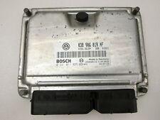 Motor Steuergerät ECU Motorsteuergerät für Skoda Fabia 6Y RS TDI 1,9 96KW