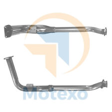 Front Pipe VOLVO 240 2.0i 8/89-8/93 (ring gasket to cat)
