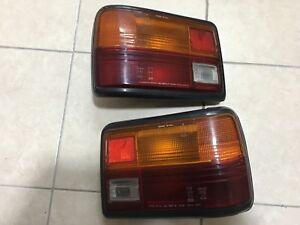 Toyota Starlet KP61 KOITO Taillights (Used)