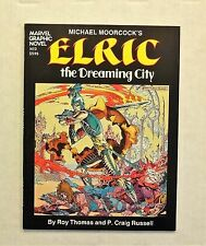 Marvel, Michael Moorcock's Elric, The Dreaming City Graphic Novel
