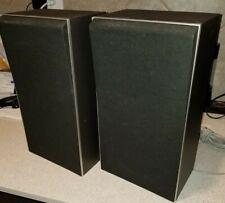 Bang & Olufsen S-2200 Beovox Type 6338 Bookshelf Speakers