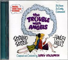 "Jerry Goldsmith ""THE TROUBLE WITH ANGELS"" score Intrada Ltd CD SEALED sold out"