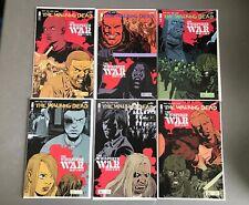 The Walking Dead #157-162 Regular Covers Whisperer War 1-6 Image Comics NM