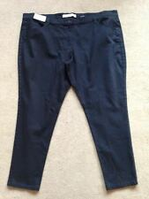 BNWT NEXT Black Skinny Jeans Size 26 Regular Inside Leg 29.5""