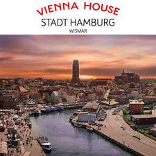 Ostsee Urlaub 3 - 6 Tage 4-Sterne Vienna House Hotel Wismar Abendessen Wellness