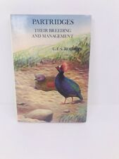 partridges their breeding and management. Author G.E.S. Robbins