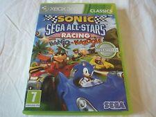 Sonic & Xbox 360 - Sega All Stars Racing With Banjo-kazooie