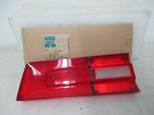 Mopar NOS 1968 Plymouth Sport Fury & VIP Left Hand Tail Lamp Lens 2809127