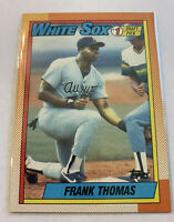 1990 Topps Frank Thomas Chicago White Sox #414 Baseball Card