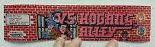 Vs. Hogans Alley arcade sticker. 2.25 x 10. (Buy 3 stickers, Get One Free!)