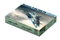 Hobby Boss 3487257 Suchoi T-50 PAK-FA 1:72 Flugzeug Modell Bausatz Modellbau
