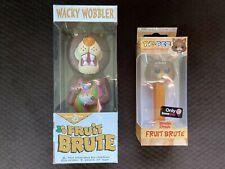Fruit Brute Funko Wacky Wobbler & Pop Pez bobblehead cereal Count Chocula