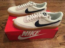 Nike x J. Crew Men's Killshot 2 Leather Navy Gumsole Sneakers Shoes Sz 10 NIB