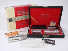 MINOLTA 16 MG KIT, 20/2.8 ROKKOR, BOXED, DISPLAY CASE, WEAK METER/cks/189260