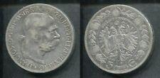 ÖSTERREICH 1900 - 5 Kronen in Silber, ss - FRANZ JOSEF I.