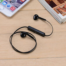 Bluetooth Wireless Sport Headset Headphone Stereo Earphone For Iphone 6s HTC LG