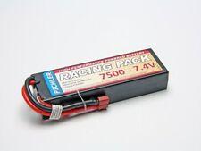 Gens Ace Bushophobie Lipo Batterie 5500 mAh 7,4 V 2 S 50 C rigide Deans-b-50c5500-2s1phc