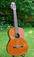 ALHAMBRA IBERIA CLASSICAL GUITAR. Made in Spain. Solid top