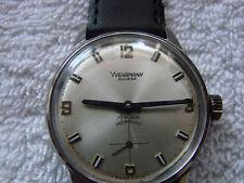 Trattato Orologio, Militare orologio, SWISS MADE, visuale condizione .17 gioielli