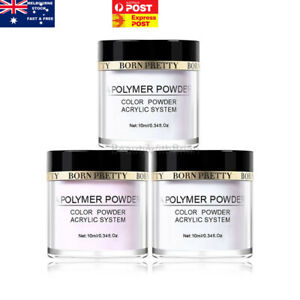 BORN PRETTY  Acrylic Powder for Nail Art False Tips Nail Deco