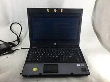 HP Compaq 6510b Intel Core 2 Duo 1GHz 2gb RAM Laptop Computer -CZ