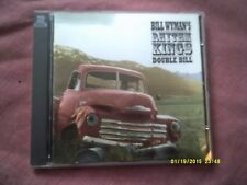 BILL WYMAN'S RHYTHM KINGS-DOUBLE BILL 2001 2CD