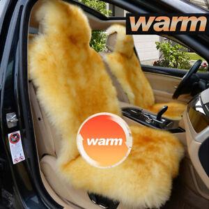 Car Seat Cover Winter Plush Fur Car Front Seat Protector Auto Car Seat Cover GOO
