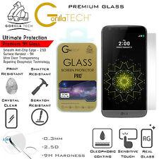 Twin LG G4C Genuine Gorilla Tech Brand Screen Protector Tempered Glass Best Film