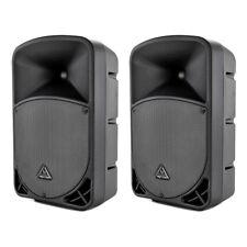 BEHRINGER EUROLIVE B110D coppia casse speaker diffusori attivi 300 watt x live