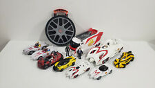 *Lot* Speed Racer Movie Toys Hauler Racer X Mach 5 Taejo Togokahn Mach 6 *Used*