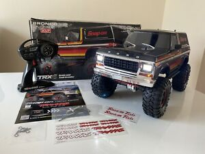 Traxxas Trx4 Snap On Limited Edition Ford Bronco