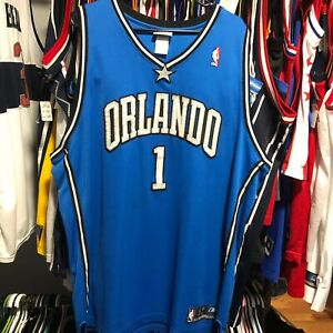 Orlando Magic Tracy McGrady Authentic Reebok Jersey 2XL