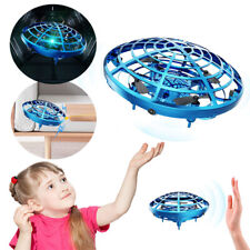 Hand Flying Mini Drone Motion Smart Control UFO Ball Flying Aircraft Kid Toy US