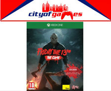 Friday the 13th The Game Xbox One Game New & Sealed