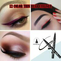 Eyeliner Waterproof Liquid Eye Liner Pencil Pen Make Up Beauty Comestic Bea I9Q2
