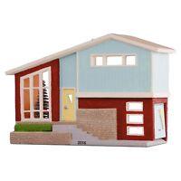 Split-Level Dream Home 2016 Hallmark Ornament 33rd Nostalgic Houses and Shops