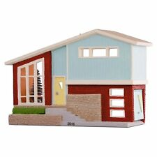 Split-Level Dream Home 2016 Hallmark Ornament - 33rd Nostalgic Houses and Shops