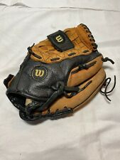 "Wilson A2451 youth size right hand thrower baseball glove 11"" Pre-Owned K2"