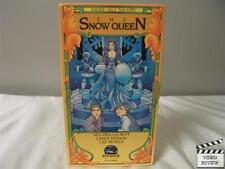 Faerie Tale Theatre - The Snow Queen VHS Melissa Gilbert, Lance Kerwin; Medak