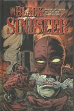 BLACK SINISTER Hardcover Graphic Novel (S)