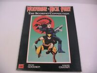 Wolverine Nick Fury The Scorpio Connection 1990